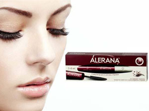 Стимулятор для роста ресниц Алерана