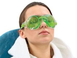 Гелевая маская для глаз