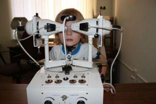 Лечение косоглазия у ребенка