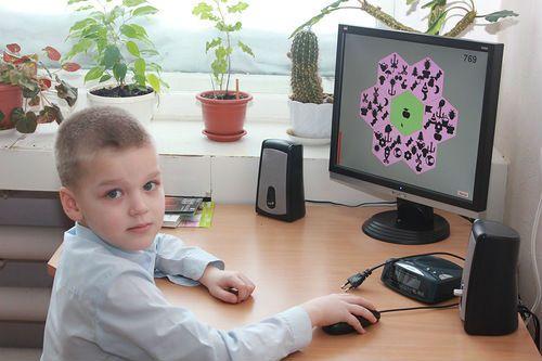 Компьютерное лечение зрения
