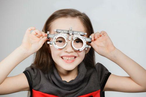 Подбор очков для ребенка