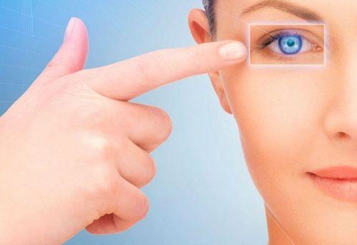 Боковое зрение у женщин