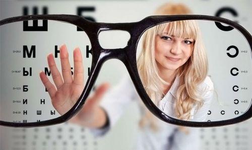 Профилактика потери зрения