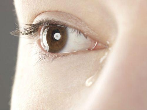 Выделения из глаз
