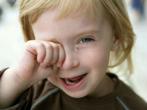 Усталость глаз у ребенка