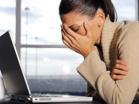 Усталость от компьютера