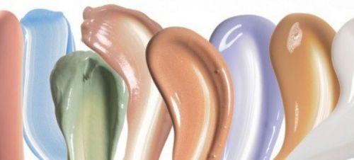 Цветные праймеры для лица