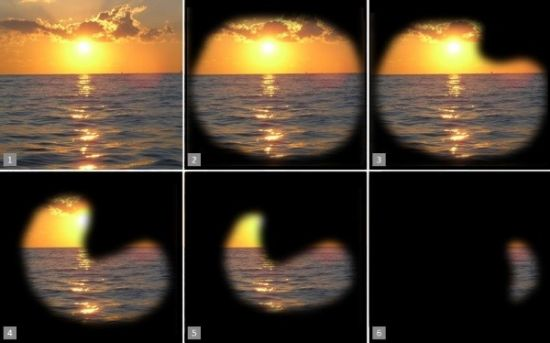 Зрение при глаукоме