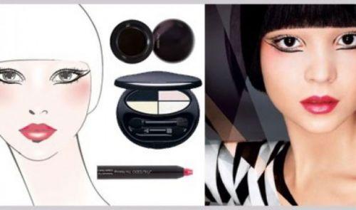 Китайский макияж