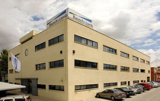 Компания Bausch &Lomb