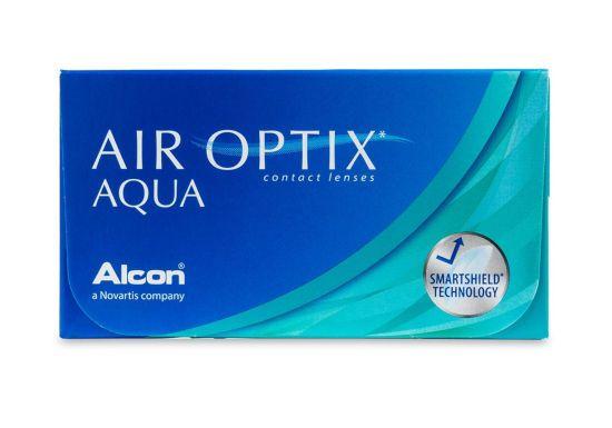 Линзы AIR OPTIX AQUA