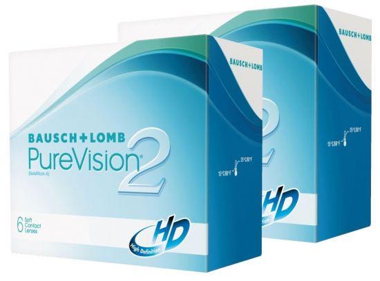 Линзы PureVision2 HD