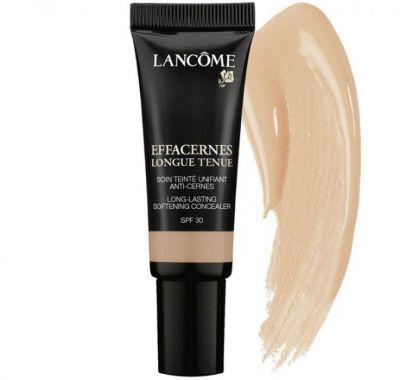 2.Lancome Effacernes Longue Tenue Long Lasting Softening Concealer SPF30