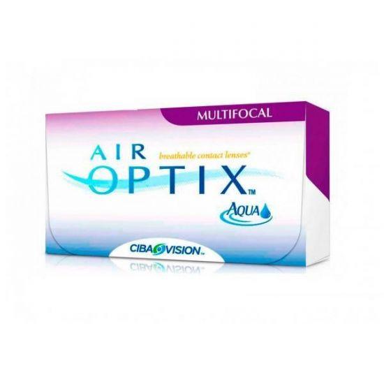 Мультифокальные линзы эйр оптикс