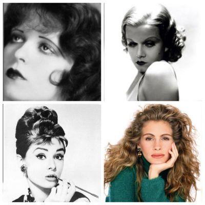 Брови известных актрис