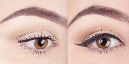 Стрелки для увеличения глаз