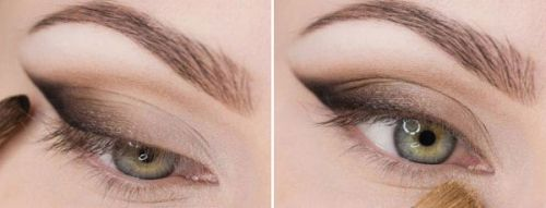 Красивые стрелки на глазах