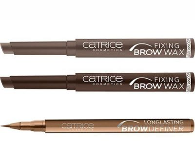 Fixing Brow Wax от Catrice