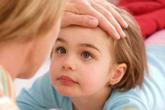 Впалые глаза у ребенка
