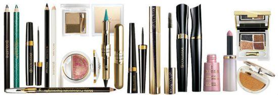 редства и инструменты для макияжа
