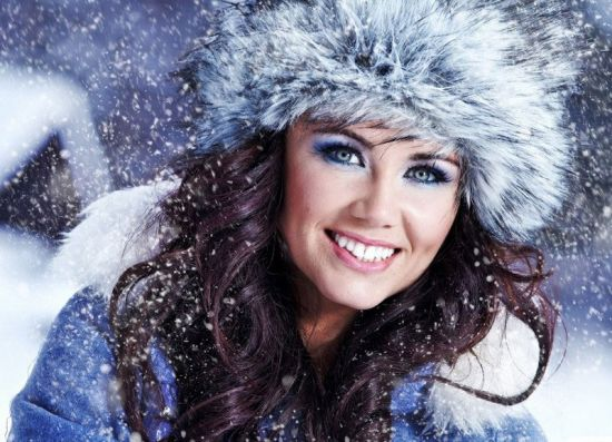 Фотосъемка зимой