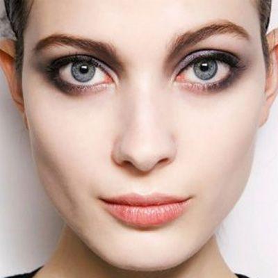 Макияж для круглых выпуклых глаз