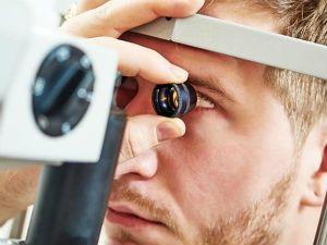 Глазное дно при гипертонии