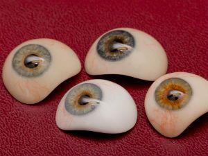 Глазные протезы