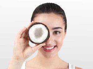 Кокос в косметологии