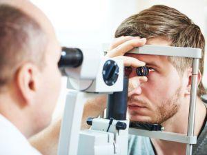 Проведение офтальмоскопии