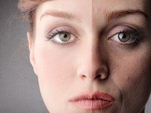 Маскирование носогубок с помощью макияжа
