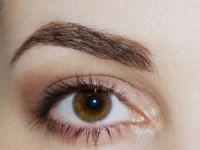 Глаз и бровь